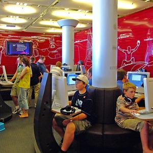 Интернет-кафе Кадыя