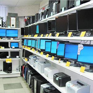 Компьютерные магазины Кадыя