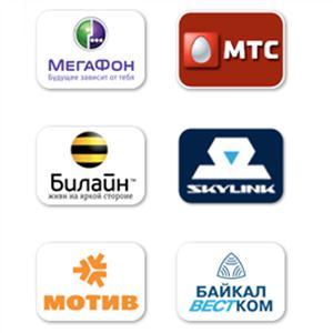 Операторы сотовой связи Кадыя