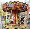 Парки культуры и отдыха в Кадые
