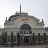 Железнодорожные вокзалы в Кадые